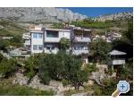 Appartements Montana - Baška Voda Kroatien