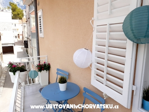 Apartments Nina - Ba�ka Voda Croatia