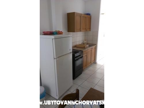 Apartmány Obala - Baška Voda Chorvatsko