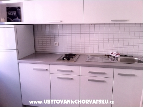 Apartmanok Orka Promajna - Baška Voda Horvátország