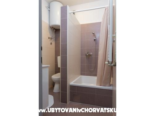 Apartmaji Orka Promajna - Baška Voda Hrvaška