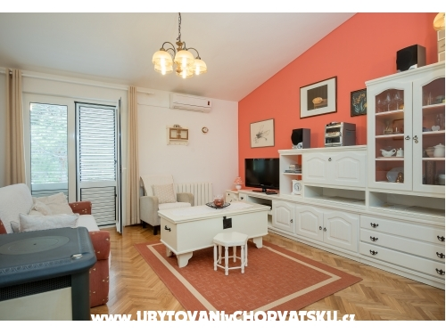 Appartements PARTS - Ba�ka Voda Croatie
