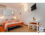 Appartements PARTS - Ba�ka Voda Kroatien
