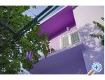 Appartements PARTS - Ba�ka Voda Kroatien