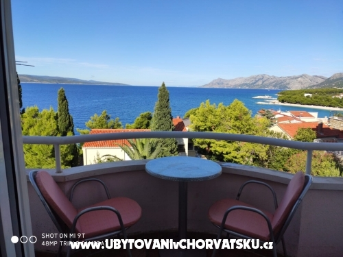 Apartmanok Pavić Promajna - Baška Voda Horvátország