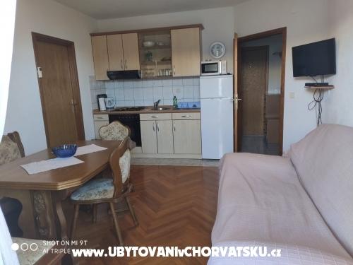 Appartements Pavić Promajna - Baška Voda Croatie