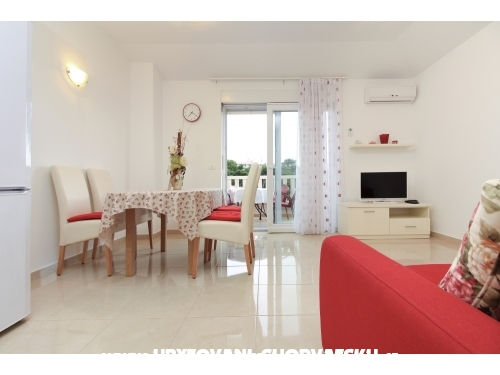 Apartmány Podest - Baška Voda - Baška Voda Chorvátsko