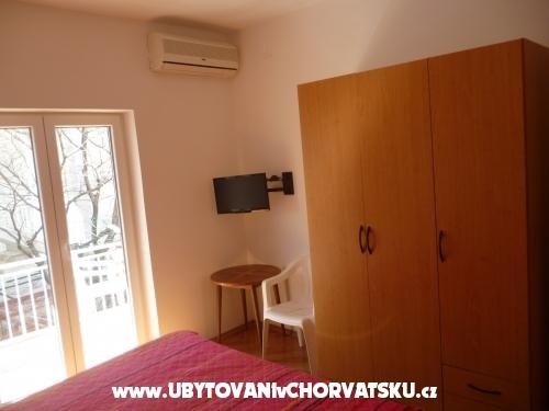 Ferienwohnungen Rajcic - Ba�ka Voda Kroatien