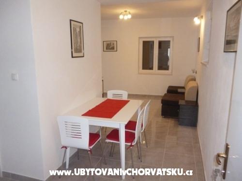 Apartmanok Rajcic - Baška Voda Horvátország