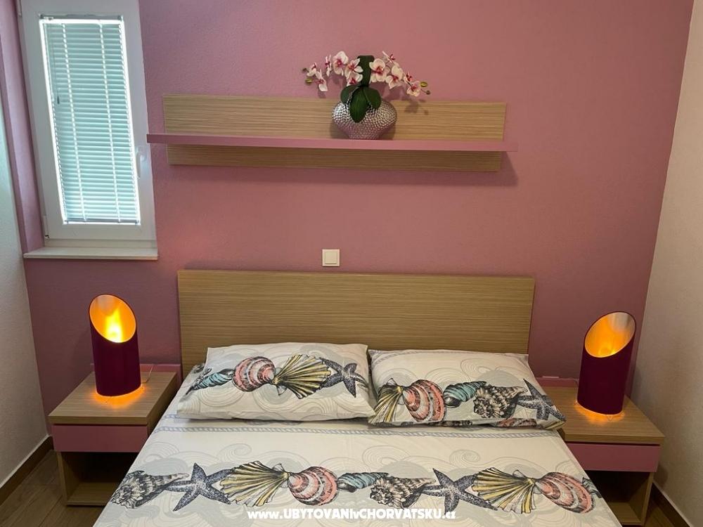 Apartmány Sanja - Baška Voda Chorvatsko
