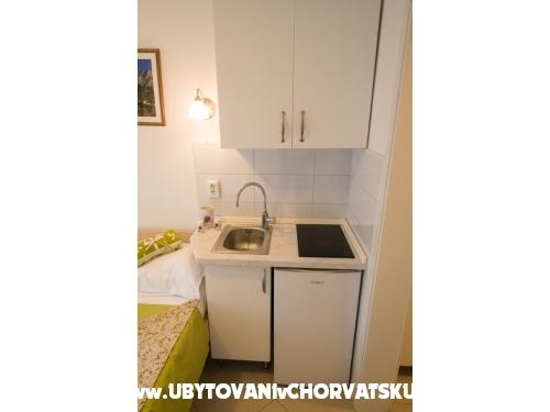 Apartmány Šantić - Baška Voda Chorvátsko