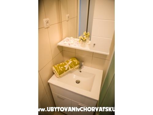 Apartmanok Šantić - Baška Voda Horvátország