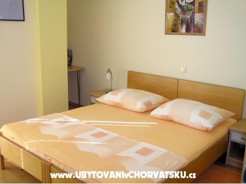 Apartmány Silvana - Baška Voda Chorvátsko