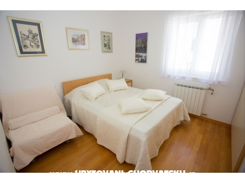 Appartements Stipic - Baška Voda Croatie