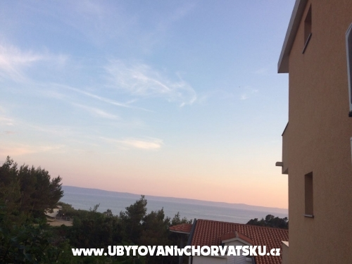 Apartmány Sučić - Krvavica - Baška Voda Chorvátsko