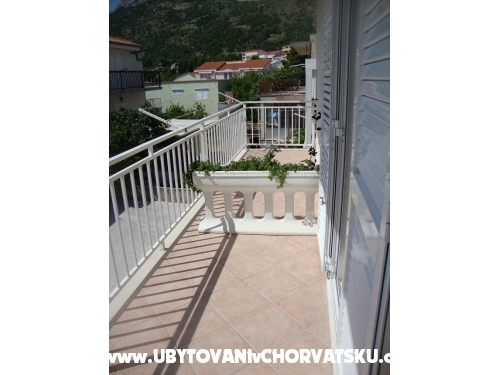 Appartements Tomić - Baška Voda Kroatien