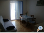 Apartmány Tomić - Baška Voda Chorvatsko