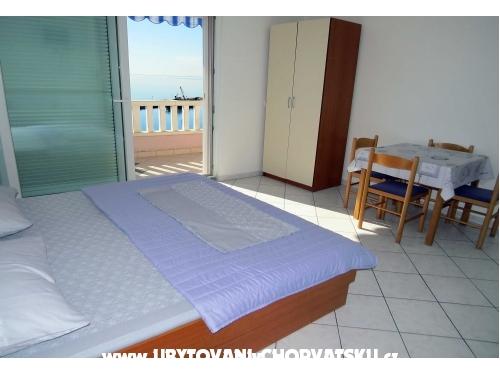 Apartmány Villa Rozika - Baška Voda Chorvátsko