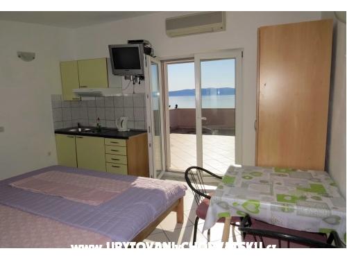 Apartmány Villa Rozika - Baška Voda Chorvatsko