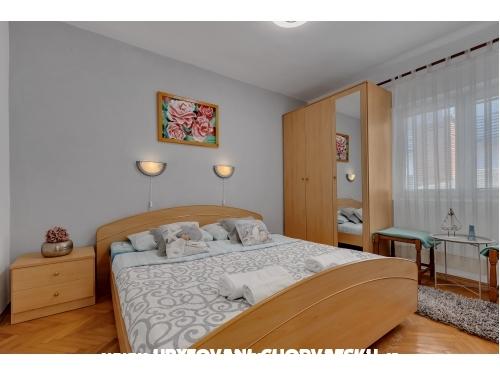 Apartmán Rose - Baška Voda Chorvatsko