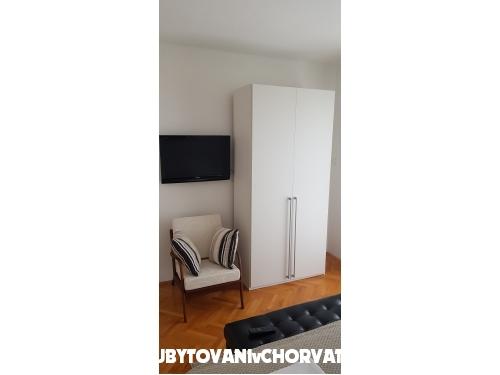 Appartementts Grozdana - Baška Voda Croatie
