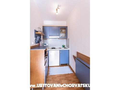 Apartmanok Mimoza - Baška Voda Horvátország