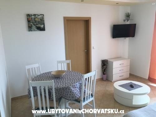 Ferienwohnungen Bircic - Ba�ka Voda Kroatien