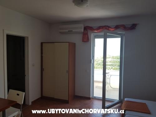 Apartmány Covic - Baška Voda Chorvátsko