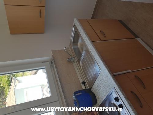 Apartmanok Covic - Baška Voda Horvátország