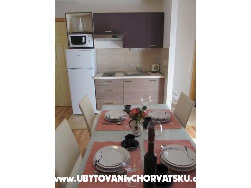 Apartmány Danese - Baška Voda Chorvátsko