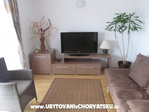 Apartmanok Danese - Baška Voda Horvátország