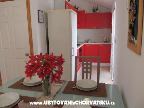 Ferienwohnungen Danese - Baška Voda Kroatien
