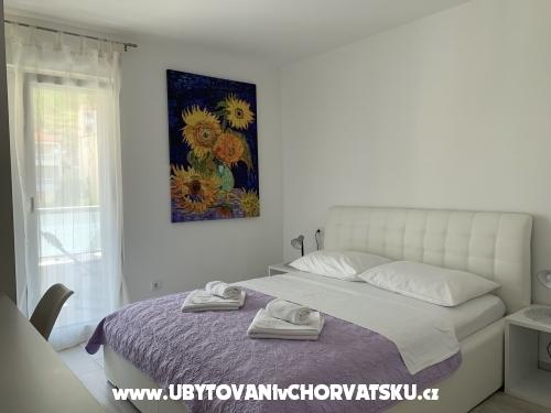 Apartmani Danica - Baška Voda Hrvatska