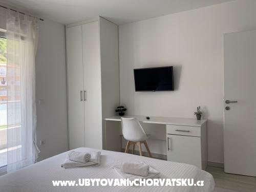 Apartmány Danica - Baška Voda Chorvátsko