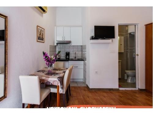 Apartments Herceg - Baška Voda Croatia