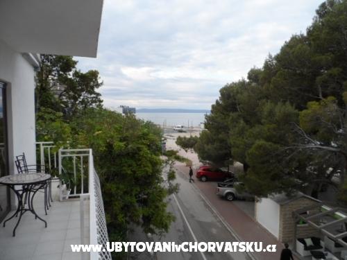 апартаменты Klara - Ba�ka Voda Хорватия