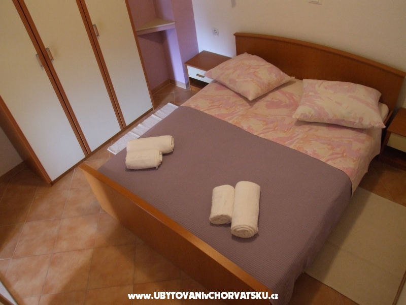 Appartements Maris - Ba�ka Voda Croatie