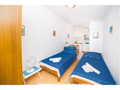 Apartmány with sea view - Baška Voda Chorvatsko
