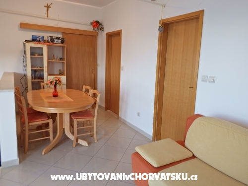 Apartmány Baška H2O - Baška Voda Chorvátsko