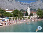 Apartmanok Baška H2O - Baška Voda Horvátország
