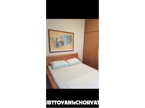 Apartmány Plavi Jadran - Baška Voda Chorvatsko