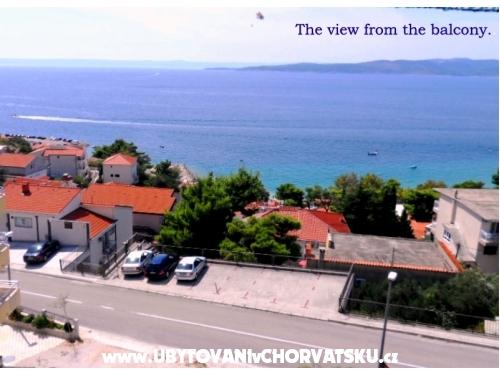 Villa Borovina - Baška Voda Horvátország