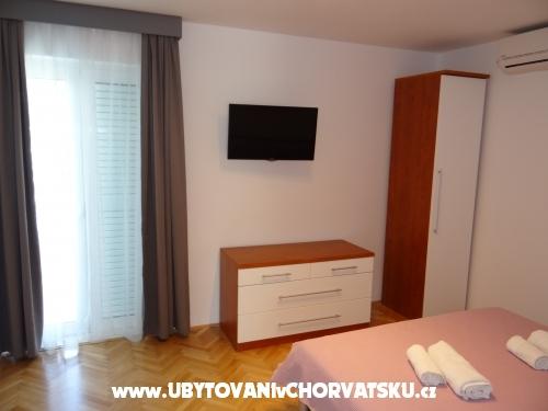 Family Beroš Friendly Place - Baška Voda Chorvatsko