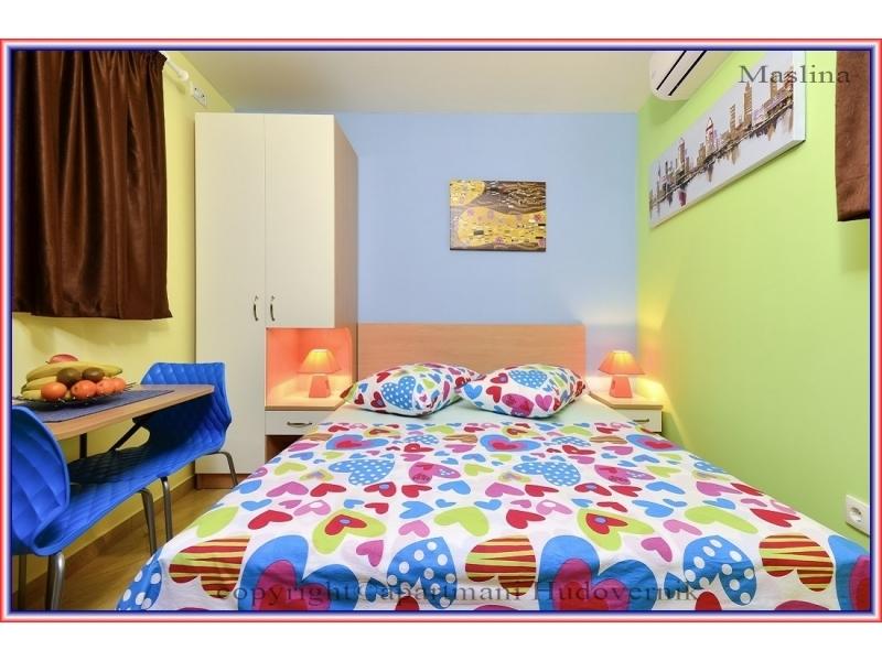 Appartements Hudovernik - Baška Voda Croatie