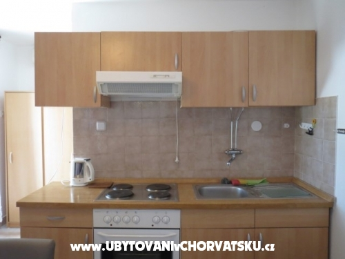 Ivana Apartmanok - Baška Voda Horvátország