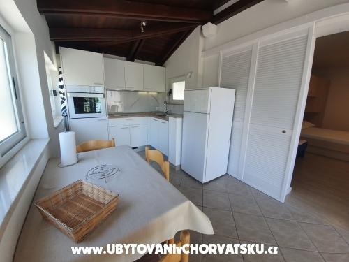 Dům Grazia - Baška Voda Chorvatsko