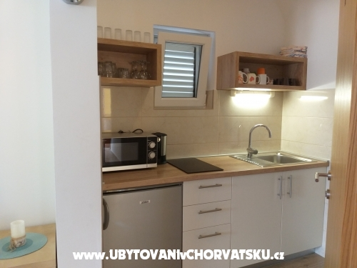Apartmány K.Saric - Baška Voda Chorvátsko
