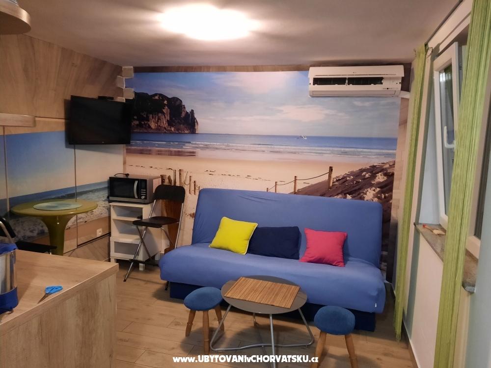 Apartmanok K.Saric - Baška Voda Horvátország