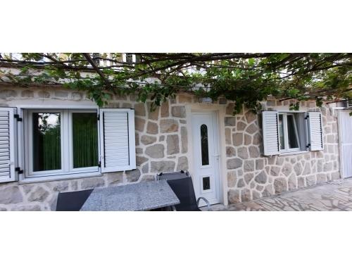 Apartmány K.Saric - Baška Voda Chorvatsko