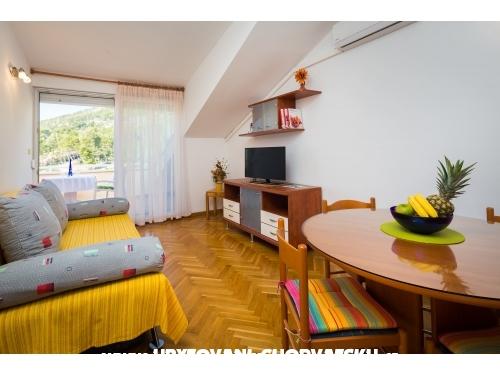 Marijan Apartmány - Baška Voda Chorvátsko